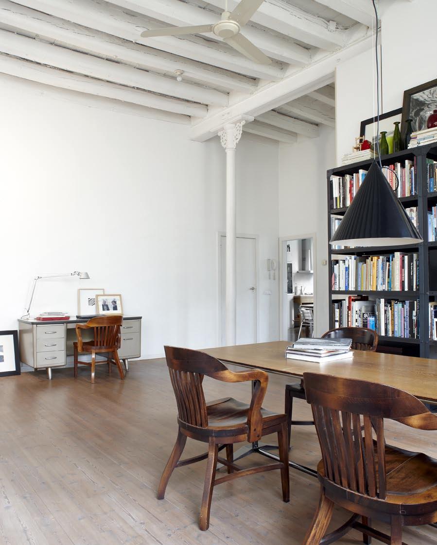 Un Loft Dans Un Ancien Atelier De Textiles Frenchy Fancy