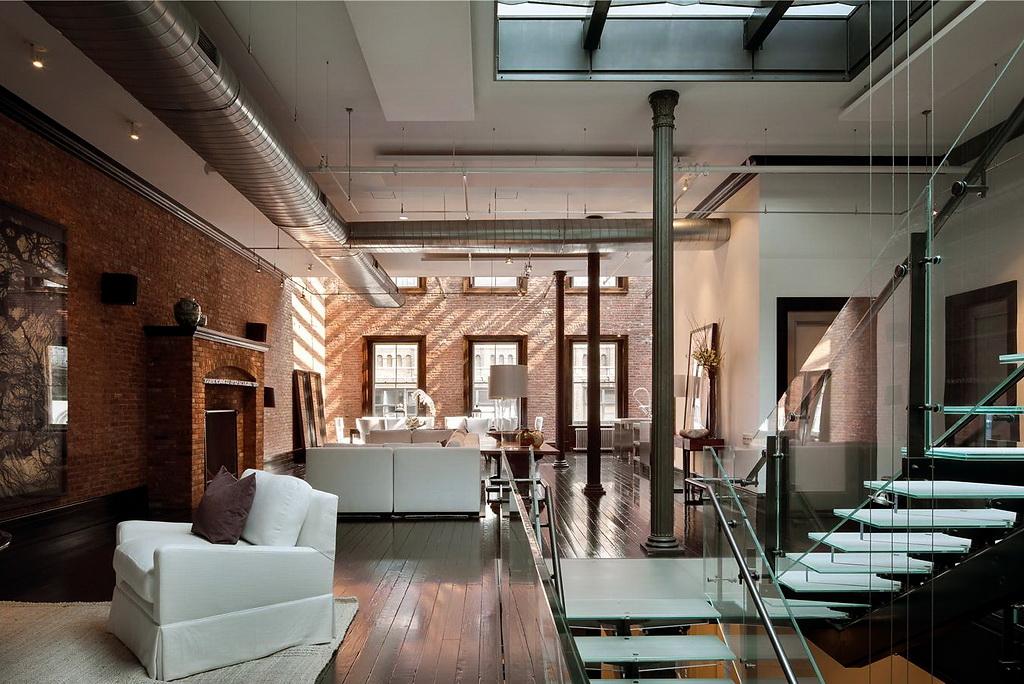 Un loft de luxe version XXL  Frenchy Fancy