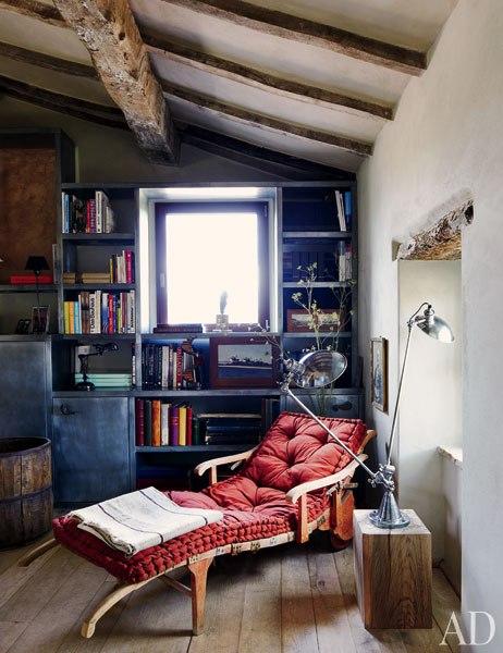 une maison au charme rustique en italie