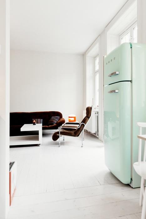 kitchenaid kitchen nook bench tendance : le frigo smeg - frenchy fancy