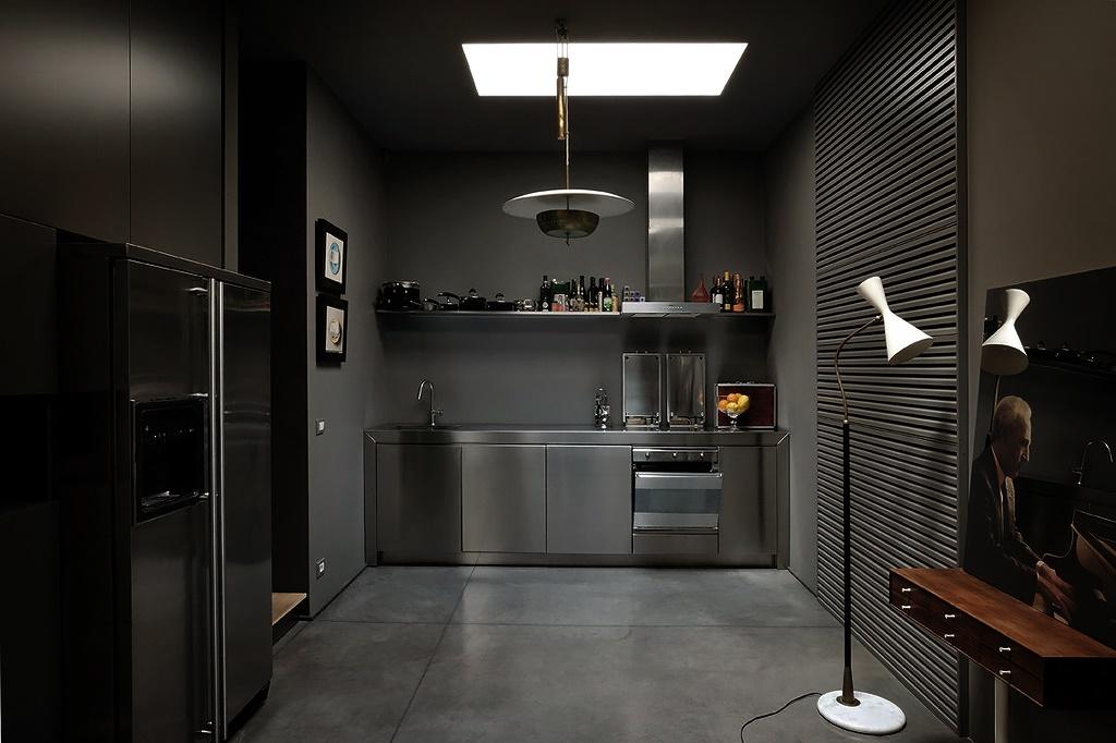 rideau de cuisine design