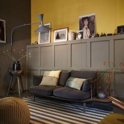 Living Room Paint Colors With Brown Couch Antique Furniture L'art De Jouer Avec Les Couleurs : Le Taupe - Frenchy Fancy