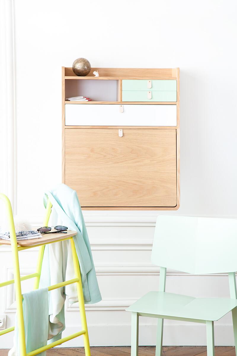 5 ides pour amnager un bureau dans un petit espace  Frenchy Fancy