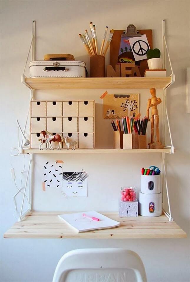 5 Idees Pour Amenager Un Bureau Dans Un Petit Espace Frenchy Fancy