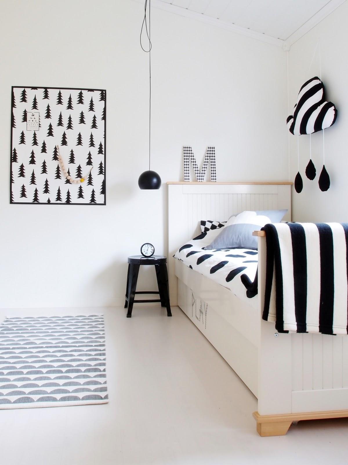 Tapis Noir Et Blanc Chambre   Mon Tapis Berbere 3 DÉcos 3 Styles ...