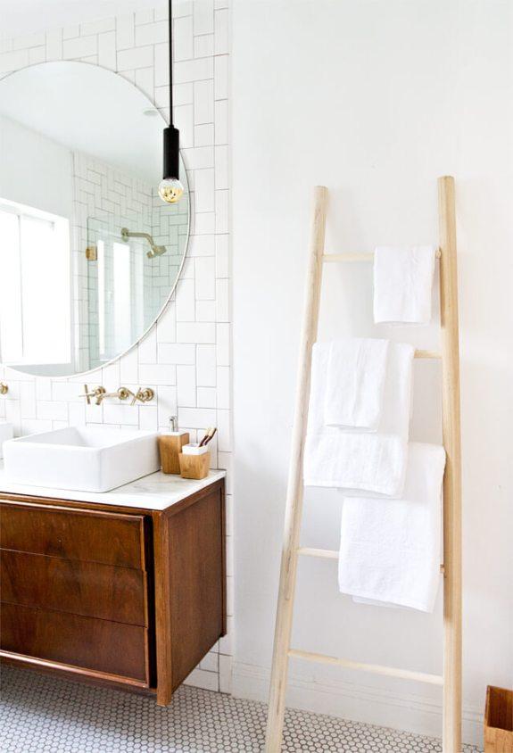 5 astuces pour organiser sa salle de bain frenchy fancy - Astuce rangement salle de bain ...