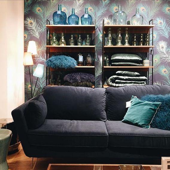 shopping d co la redoute int rieurs ouvre sa premi re boutique paris frenchy fancy. Black Bedroom Furniture Sets. Home Design Ideas
