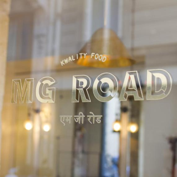 MG road, un restaurant indien authentique à Paris