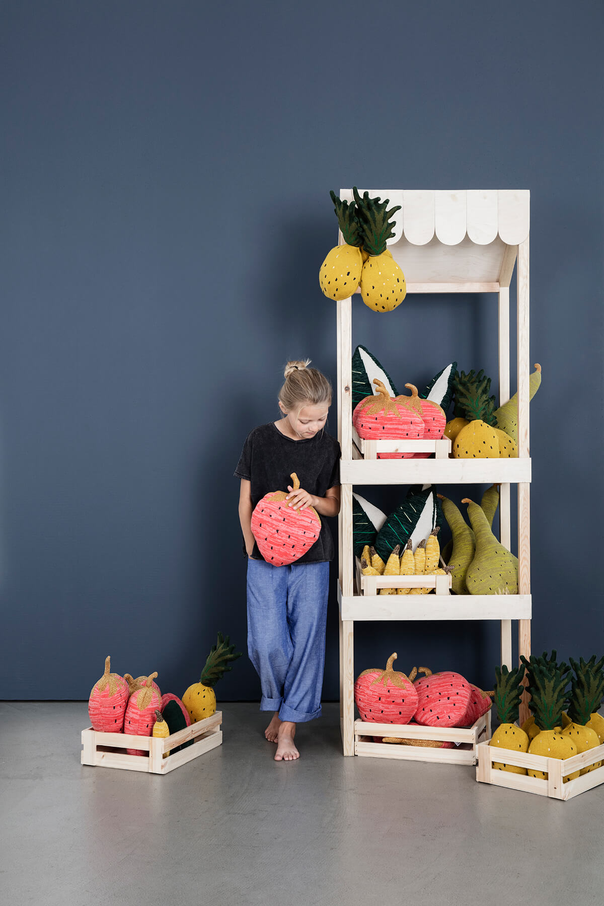 La collection Kids de Ferm Living  Frenchy Fancy