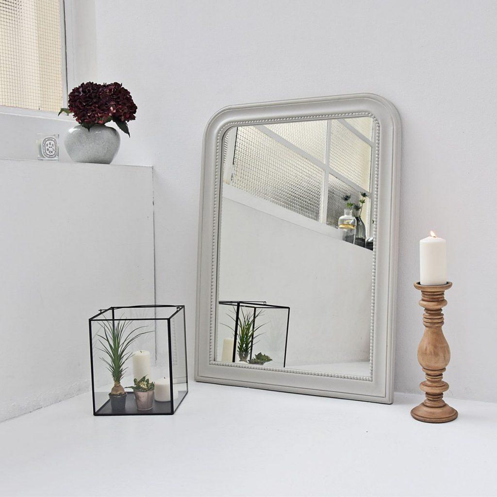 miroir de cheminee fotos milt s dekor