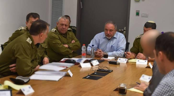 La Resistencia Palestina ha vencido, el ente sionazi ha perdido, y Lieberman ha caído.
