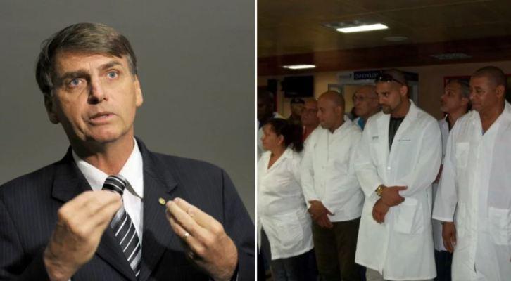 Bolsonaro ataca al pueblo humilde persiguiendo a la medicina solidaria cubana.