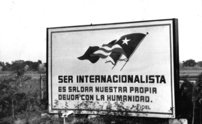 Teoría y praxis en el internacionalismo