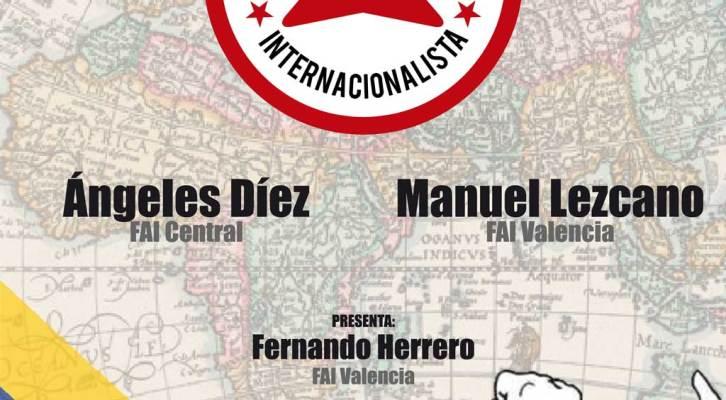 Presentación FAI Valencia 28 de Enero