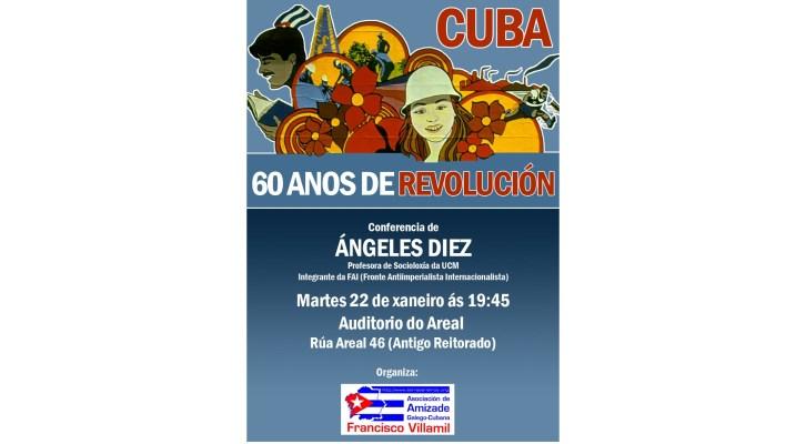 Acto público: Cuba, 60 años de Revolución