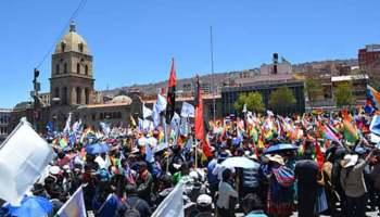 Bolivia: Salve ¡oh! Patria