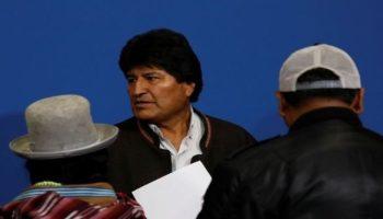 La derecha hace lo que sabe hacer: Golpe en Bolivia