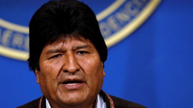 Bolivia y la contraofensiva neofascista