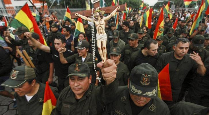Lecciones recientes, balcanización y Bolivia como ensayo futuro