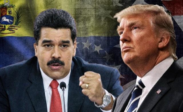 La rapiña estadounidense intenta aplastar a Venezuela y al resto del mundo, ¿cabe alguna duda?