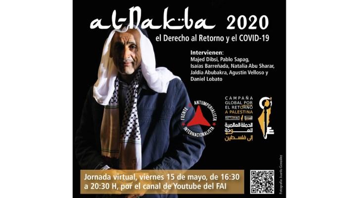 La conmemoración de Al-Nakba: El Derecho al Retorno en el contexto del COVID-19