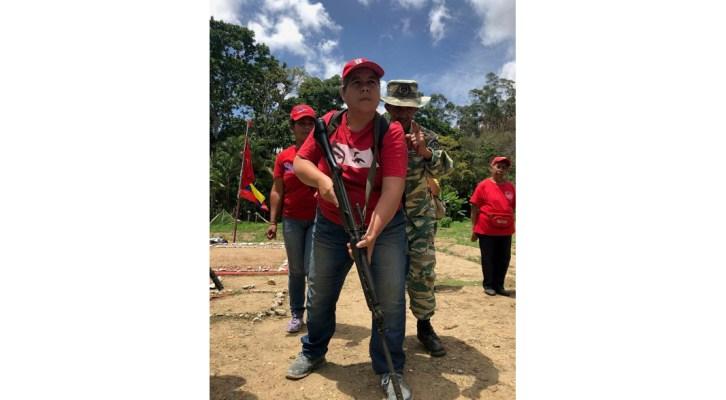 Reacción y revolución en América Latina: la unión cívico-militar venezolana