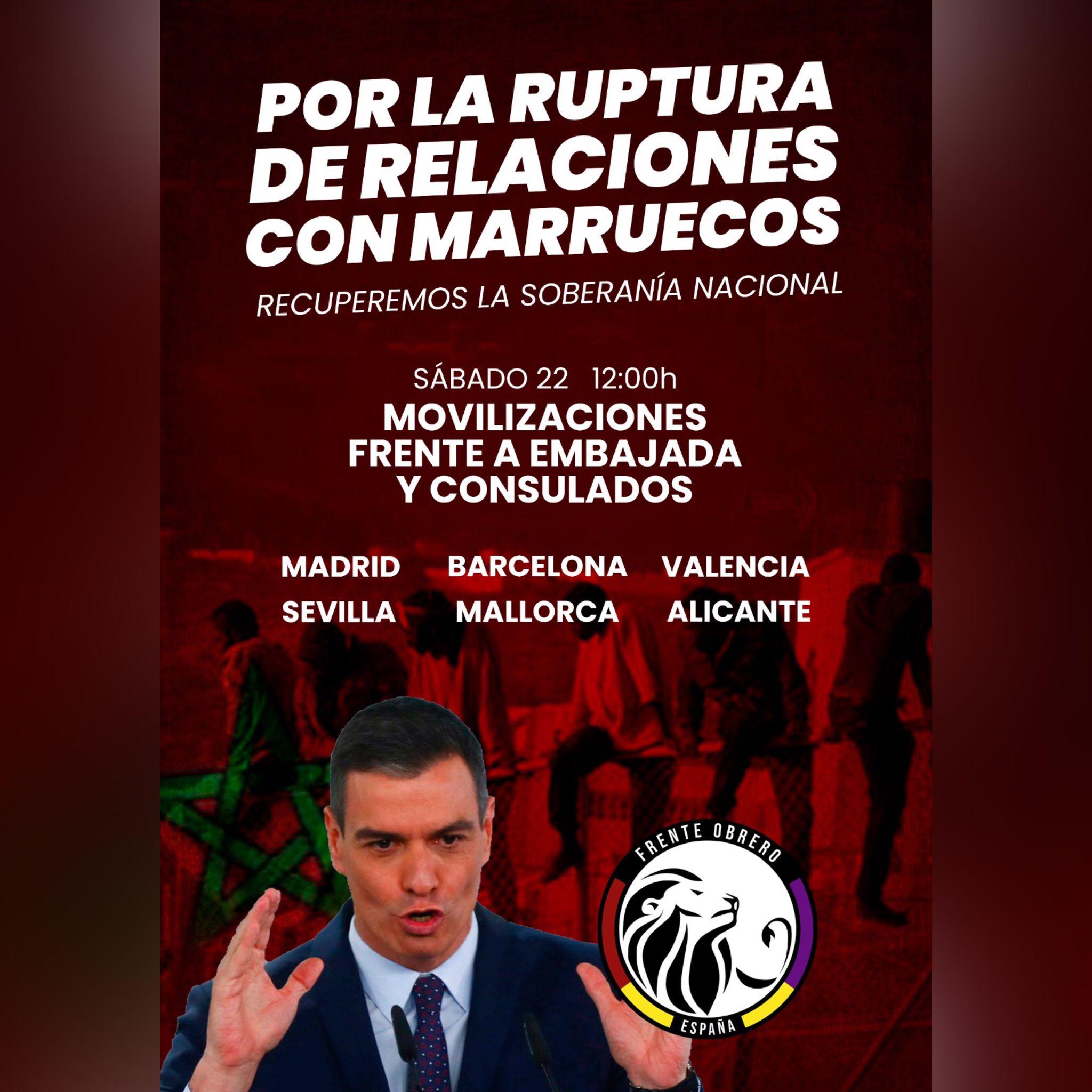 gobierno de marruecos