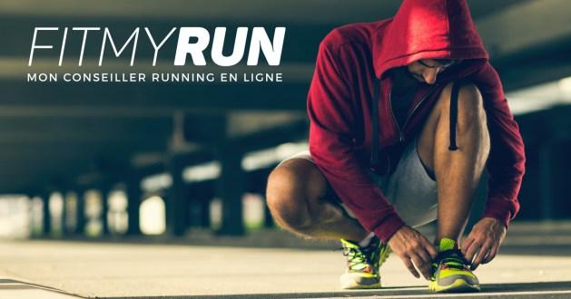 Fitmyrun, mon conseiller running en ligne