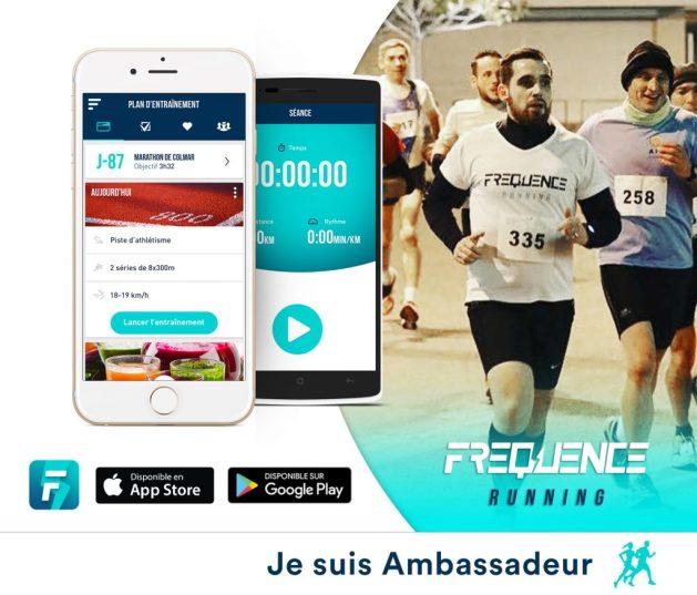 Ambassadeurs FREQUENCE Running