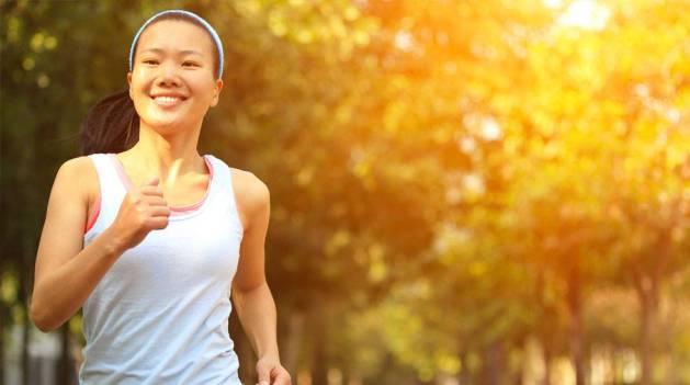 plaisir de courir