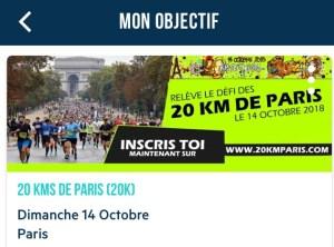 Objectif 20K de Paris avec FREQUENCE Running