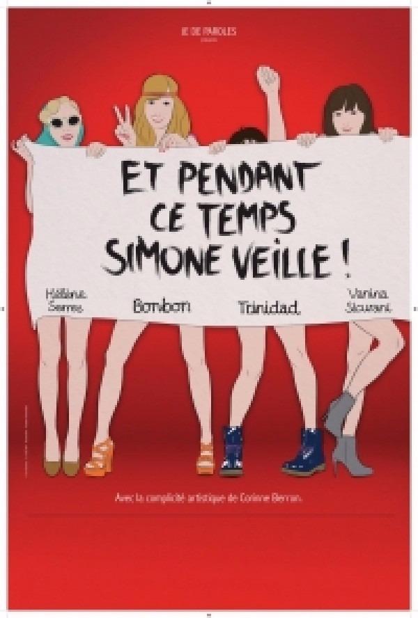 Et Pendant Ce Temps Simone Veille : pendant, temps, simone, veille, Pendant, Temps, Simone, Veille, 08/12/2017, Saint-Remy-De-Provence, Frequence-sud.fr