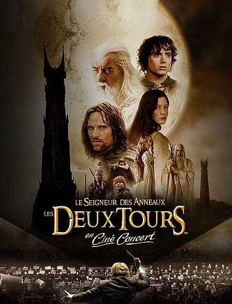 Le Seigneur Des Anneau 2 : seigneur, anneau, Ciné-concert, Seigneur, Anneaux, Tours, 22/10/2021, Provence, Frequence-sud.fr