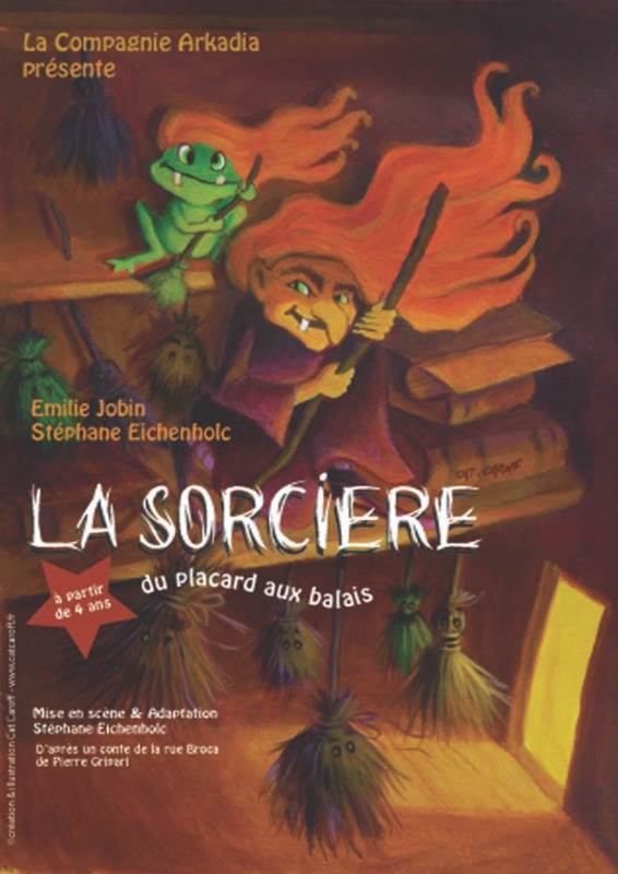 La Sorcière Du Placard Aux Balais : sorcière, placard, balais, Sorcière, Placard, Balais, 27/04/2021, Frequence-sud.fr