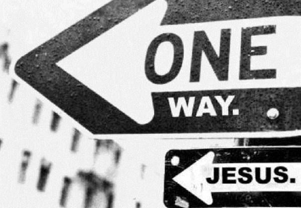 Jésus-Christ est le SEUL chemin vers Dieu.