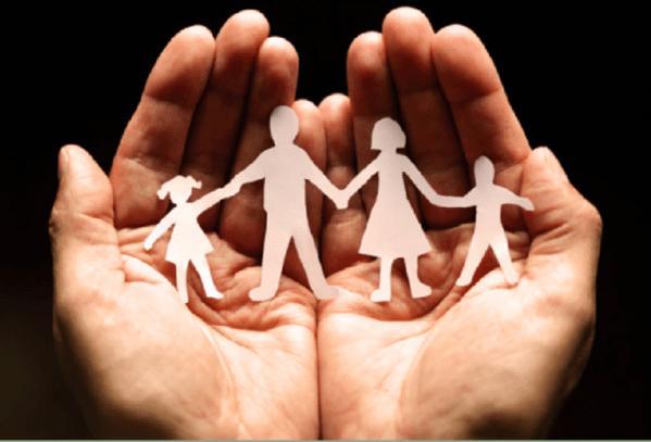 Seigneur, que ma famille et moi restions sous Ta protection.