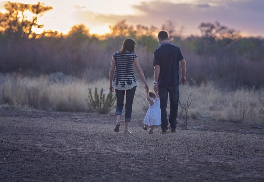 Je deviens un parent sage et je donne une bonne éducation à mes enfants.