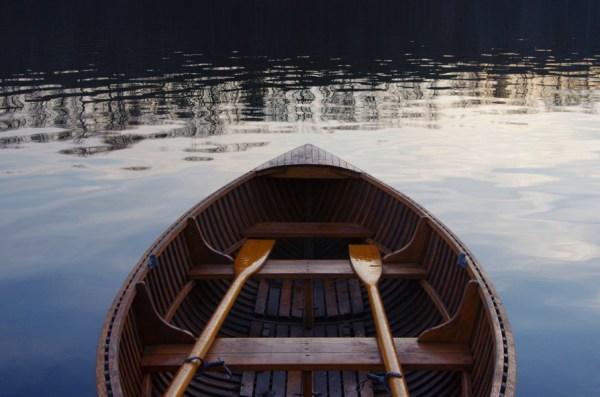 Quitter sa barque pour faire comme Jésus: sortir de sa zone de confort et être puissamment utilisé.