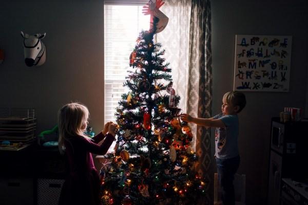 Comment communiquer l'esprit de Noël aux enfants ?