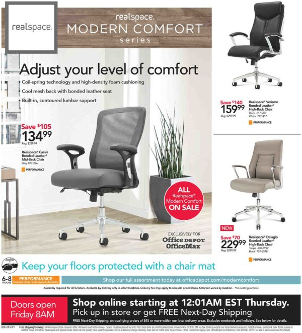 Office Depot Current Weekly Ad 11 28 - 30 2019 8