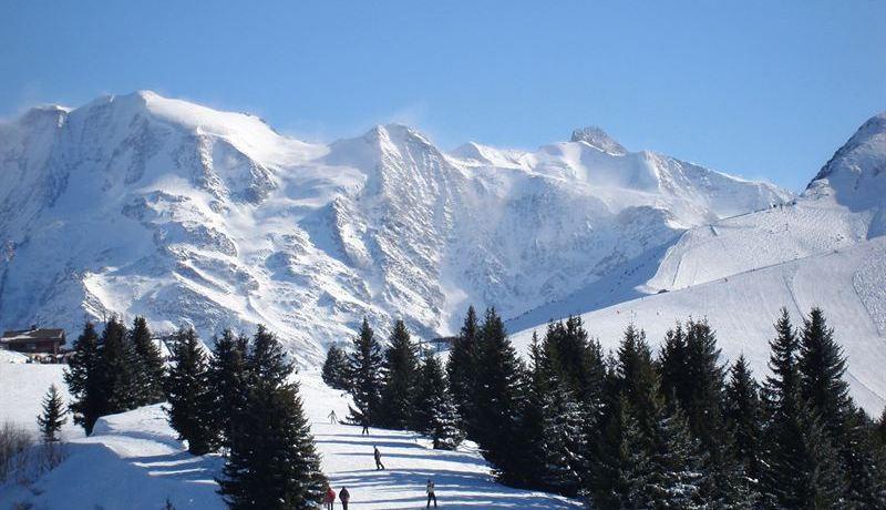 franske alpene