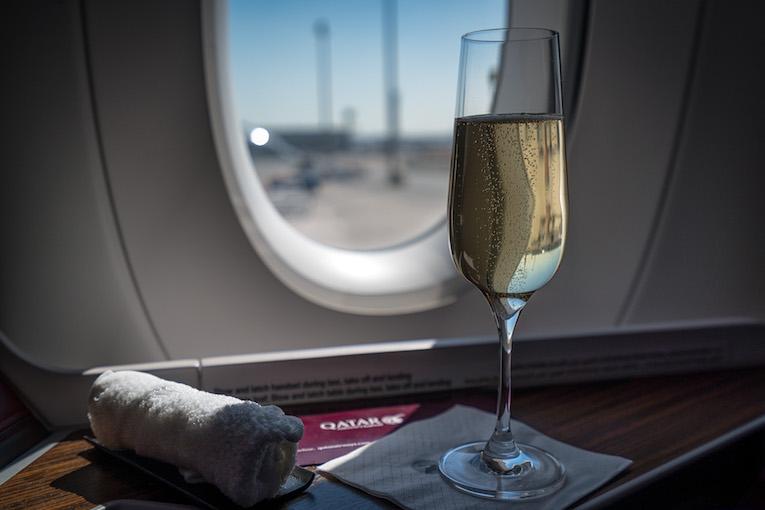 A350 på Arlanda Qatar Airways forlenger status