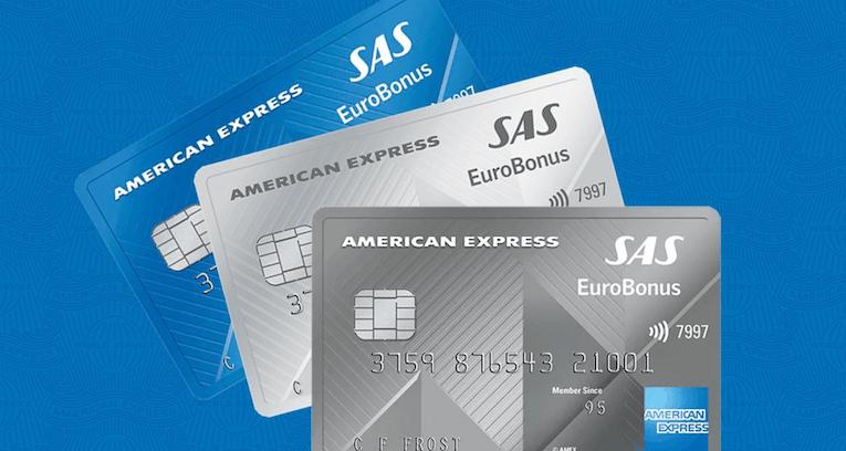 SAS eurobonus reise