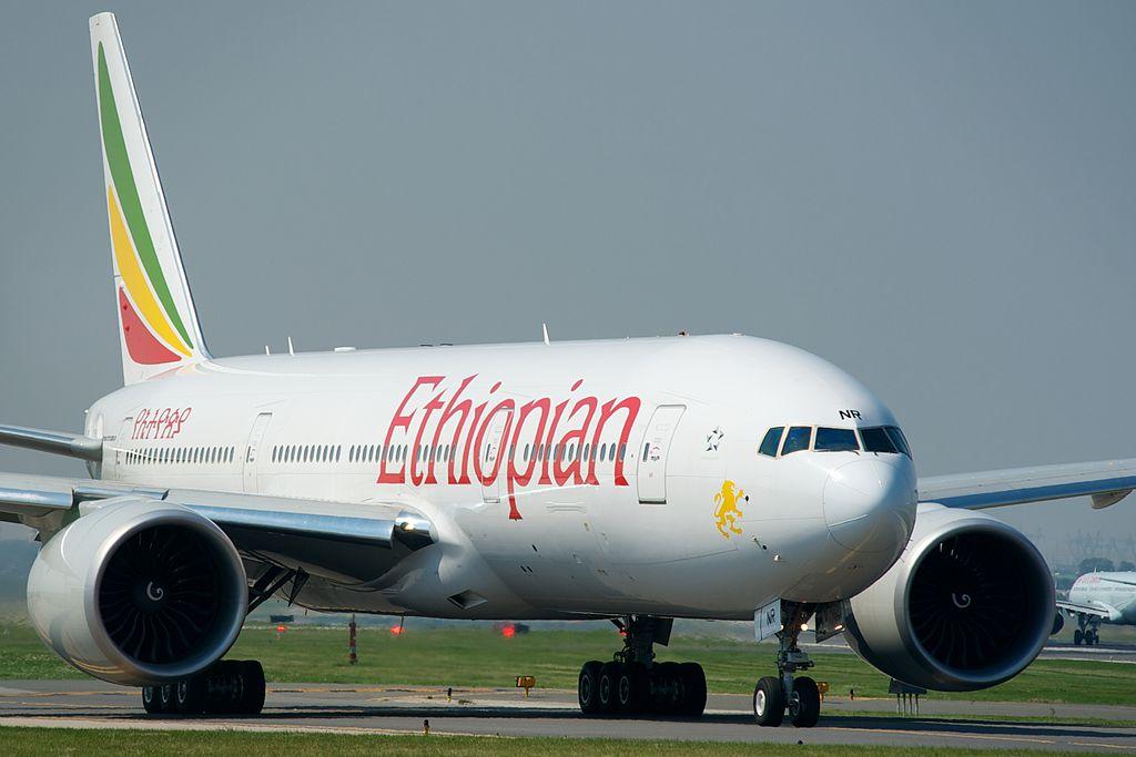 Ethiopian Airlines øker