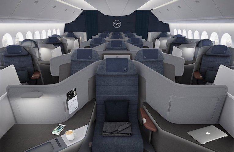 Lufthansa planlegger Premium Business