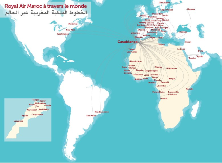 Royal Air Maroc blir medlem