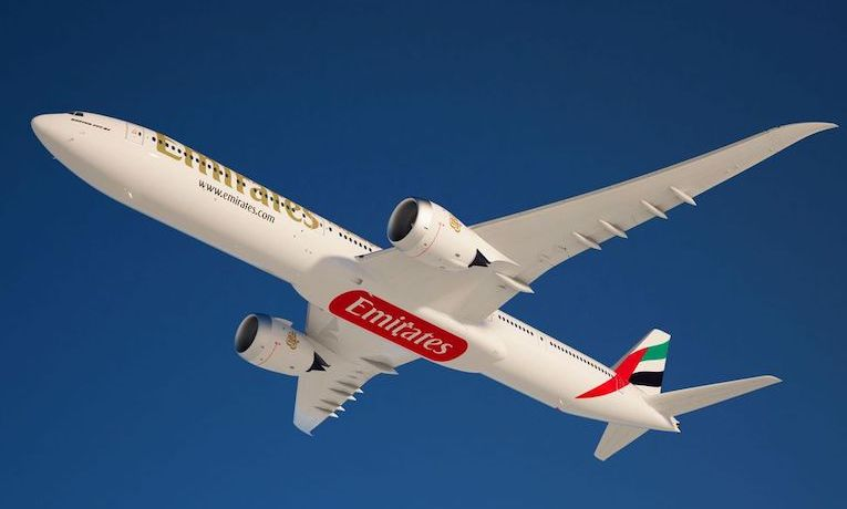 Emirates hjelper