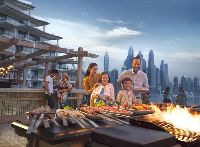pulserende Dubai