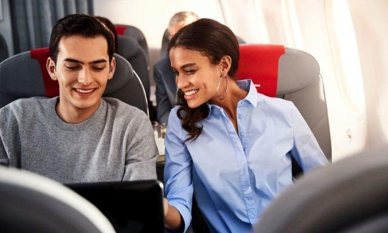 Fyllingsgraden øker Norwegian best på langdistanseruter gratis WiFi på langdistanseruter
