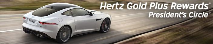 Hertz President Circle